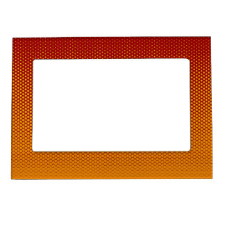 Yellow-Orange dots on ANY color custom frame