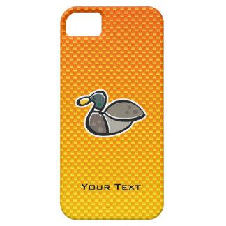 Yellow Orange Duck iPhone 5 Case
