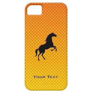 Yellow Orange Horse iPhone 5 Case