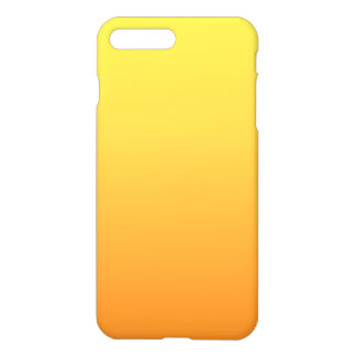 Yellow & Orange Ombre iPhone 8 Plus/7 Plus Case