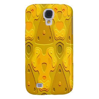 Yellow orange pern galaxy s4 case