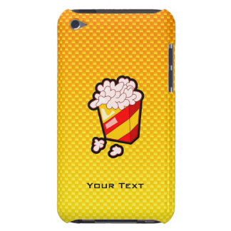 Yellow Orange Popcorn iPod Touch Case
