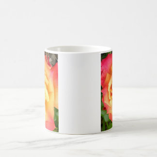 Yellow Orange Rose Coffee Mug