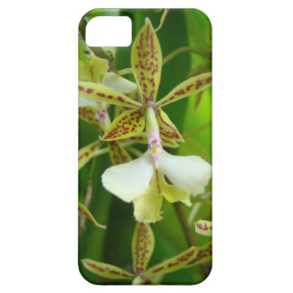 Yellow Orquid Barely There iPhone 5 Case