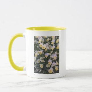 Yellow Pansies Mug