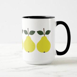 Yellow Pears Mug