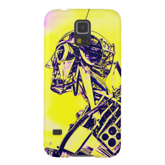 Yellow Peril Galaxy S5 Cover