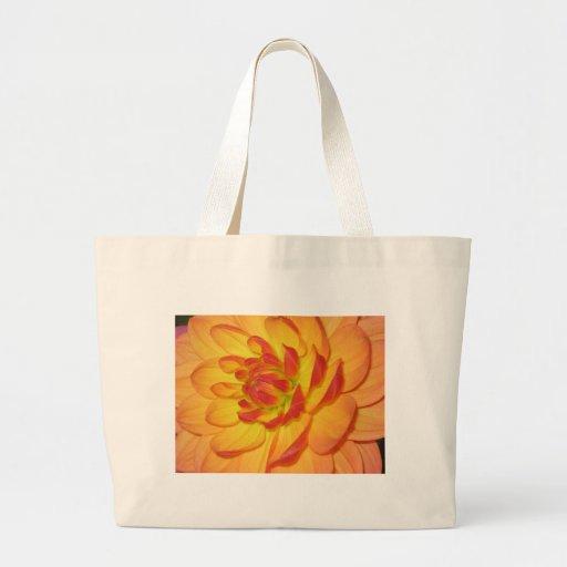 Yellow Petals Bags