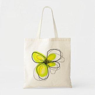 Yellow Petals - Tote Bag