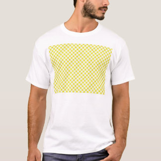 yellow picnic table cloth T-Shirt