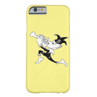 Yellow Pied Piper Barely There iPhone 6 Case