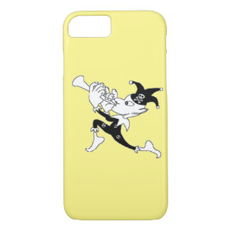 Yellow Pied Piper iPhone 7 Case