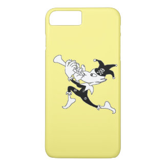 Yellow Pied Piper iPhone 7 Plus Case