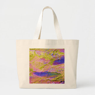 Yellow Pink Blue Crush Bag - Customizable
