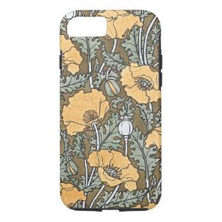 Yellow Poppy iPhone 8/7 Case