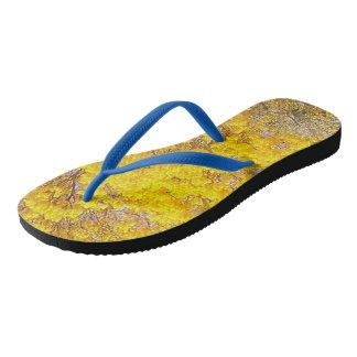 Yellow Poui, TT Flip Flops