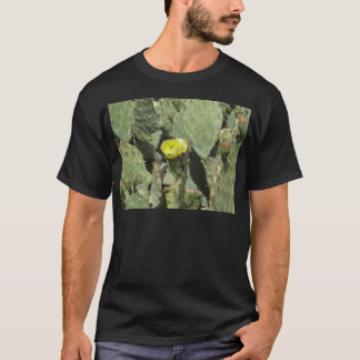 Yellow Prickly Pear Blossom T-Shirt