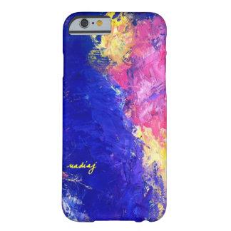 Yellow Purple Crush Abstract Art Phone Case Galaxy S4 Cases