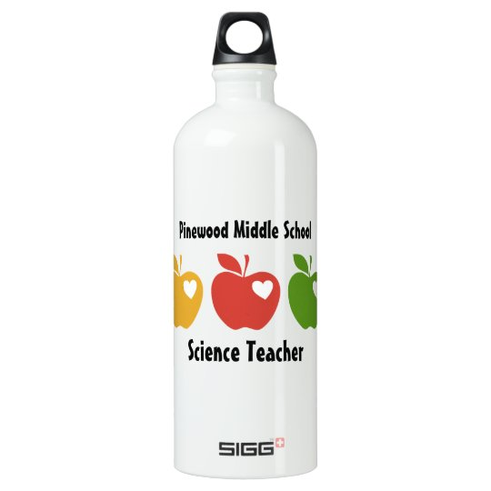 Yellow Red Green Apple SIGG Traveller 1.0L Water