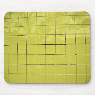 Yellow Reflection Mouse Mat