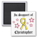 Yellow Ribbon - in Support
