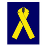 Yellow Ribbon Products and Apparel Postcards