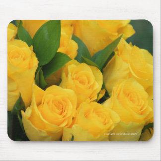 Yellow Rose 1938 Mousepad- customize