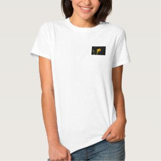 Yellow Rose Bud Tee Shirt