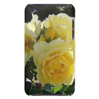 Yellow Rose iPod Case-Mate Case