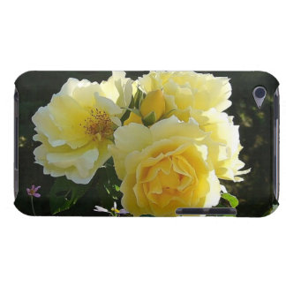 Yellow Rose iPod Touch Cover