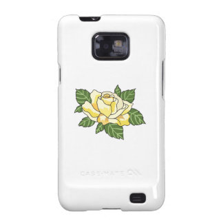 YELLOW ROSE GALAXY SII COVER
