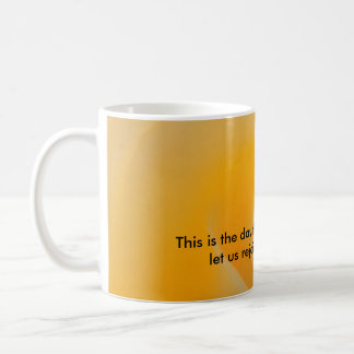 Yellow Rose Coffee Mug