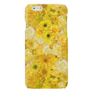 Yellow Rose Friendship Bouquet Gerbera Daisy iPhone 6 Plus Case