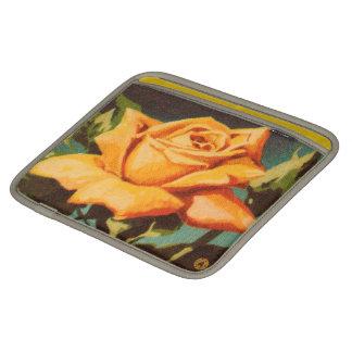 Yellow Rose iPad Sleeves