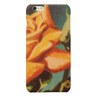 Yellow Rose iPhone 6 Plus Case