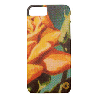 Yellow Rose iPhone 8/7 Case