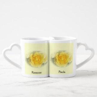 Yellow Rose Lovers Mug