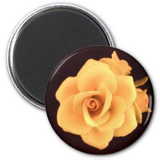 Yellow Rose Magnet