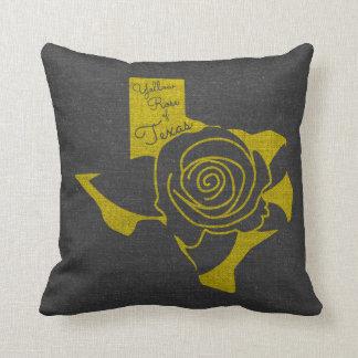 Yellow Rose of Texas Cushion