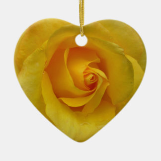 Yellow Rose Ornament Romantic Rose Decorations