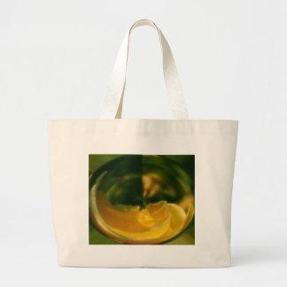 Yellow-Rose-Petals Tote Bag