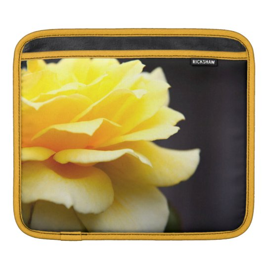 Yellow Rose Sleeves For iPads