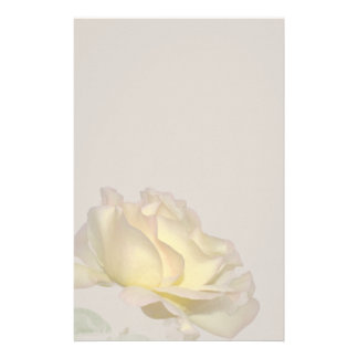 Yellow Rose Stationery