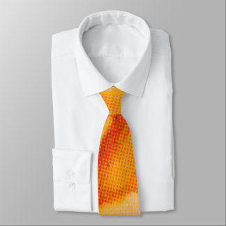 Yellow Rose Tie