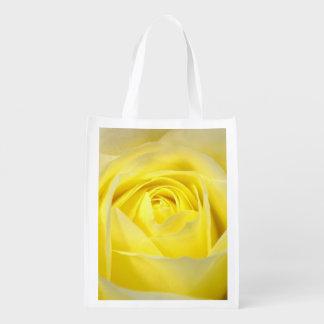 Yellow Rose Market Tote