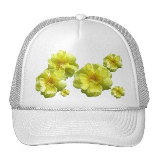 Yellow Roses Trucker Hat