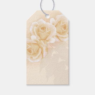 Yellow Roses & Eucalyptus Gift Tags