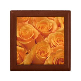 Yellow Roses Gift Box