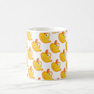 Yellow Rubber Duck Basic White Mug