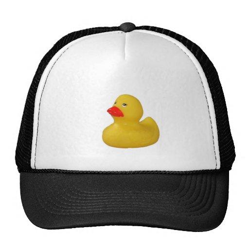 Yellow Rubber Duck fun hat, gift idea